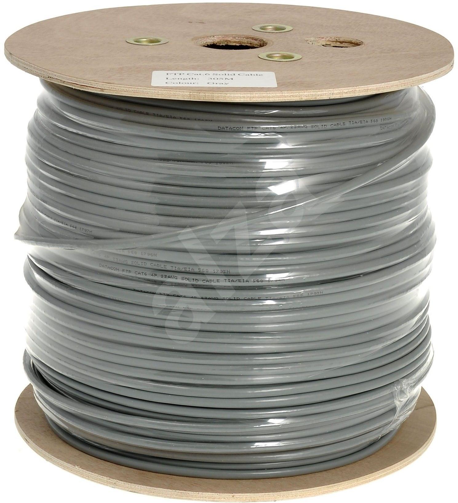 Pvc Coil Cable : Datacom wire cat e sftp pvc m coil network