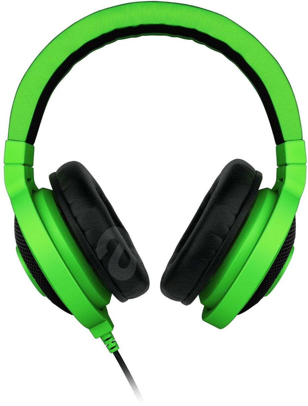 Razer Kraken Pro Green Headphones With Mic Alzashop Com