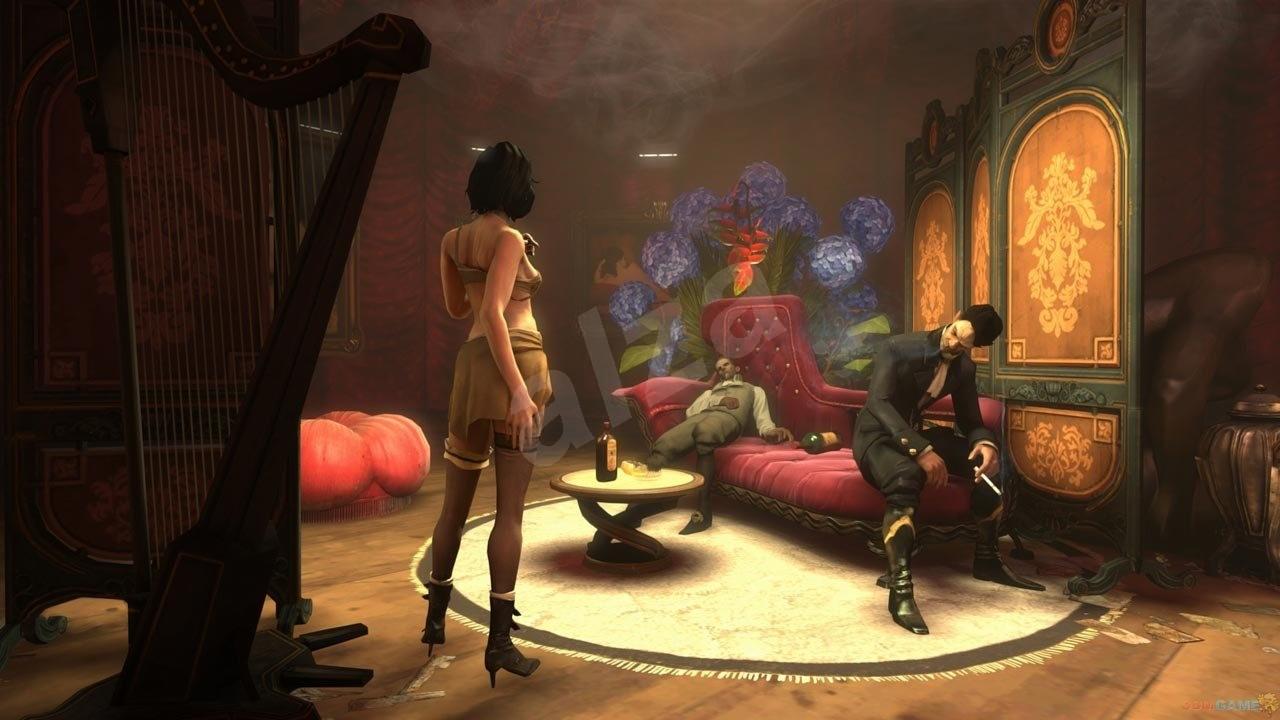 dishonored 2 ps4 spiel f r die konsole. Black Bedroom Furniture Sets. Home Design Ideas
