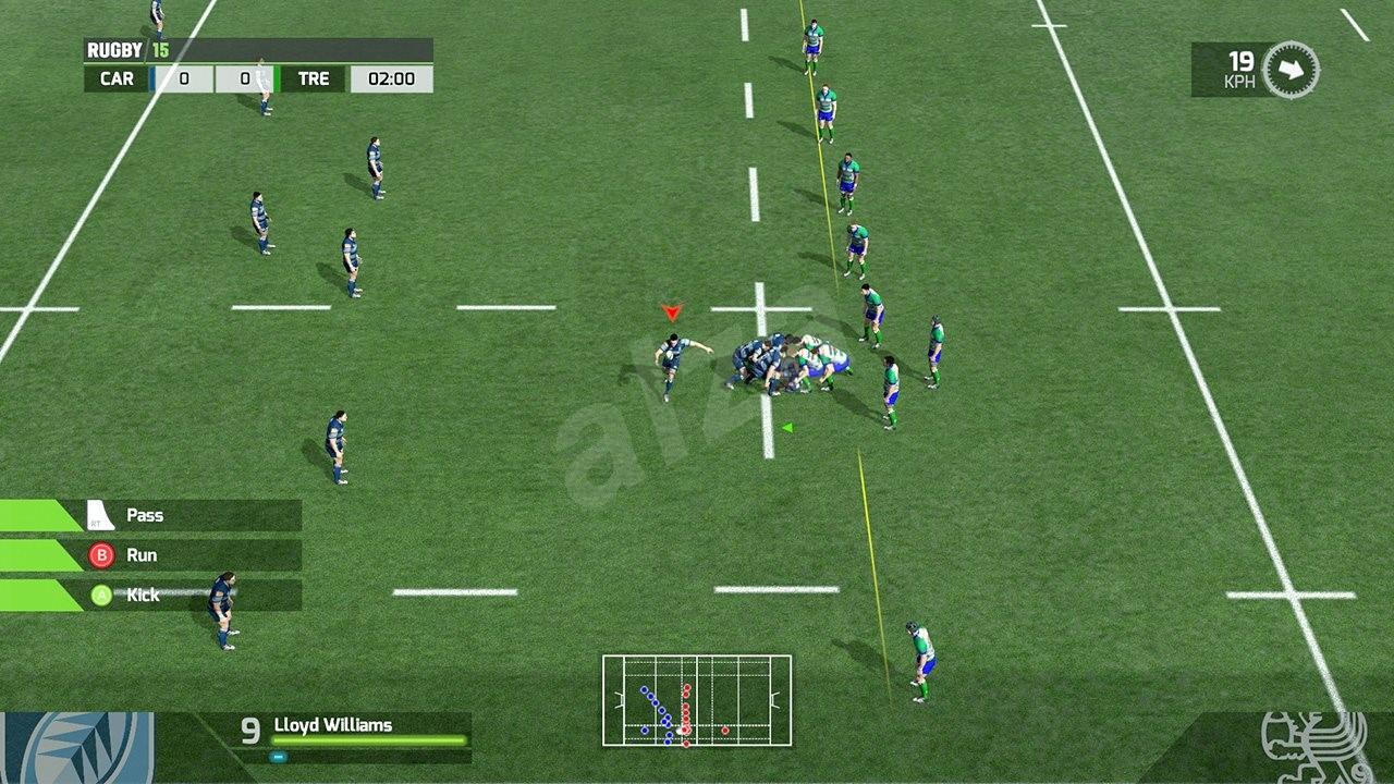 ps4 rugby 15 spiel f r die konsole. Black Bedroom Furniture Sets. Home Design Ideas