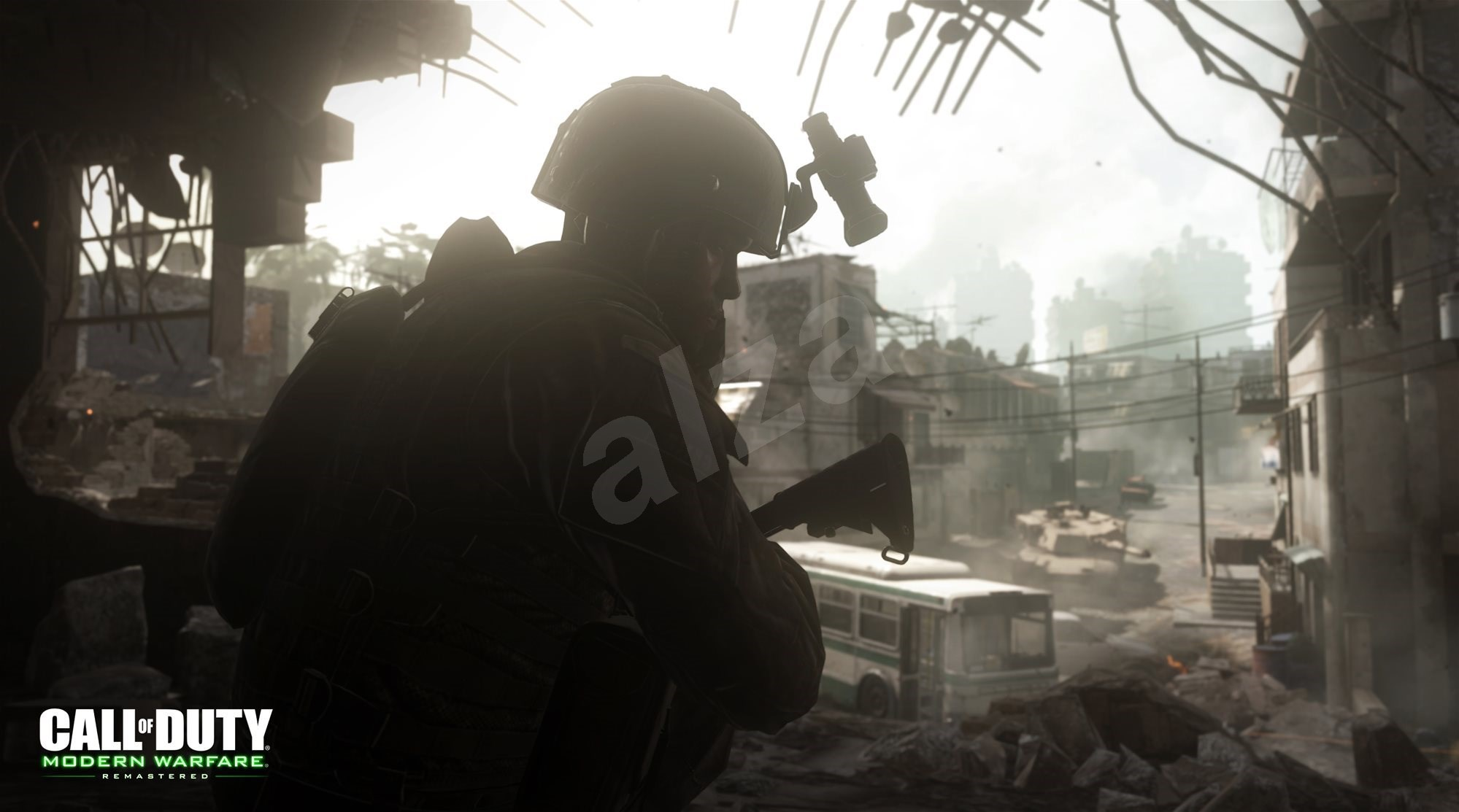 call of duty modern warfare remaster ps4 spiel f r. Black Bedroom Furniture Sets. Home Design Ideas