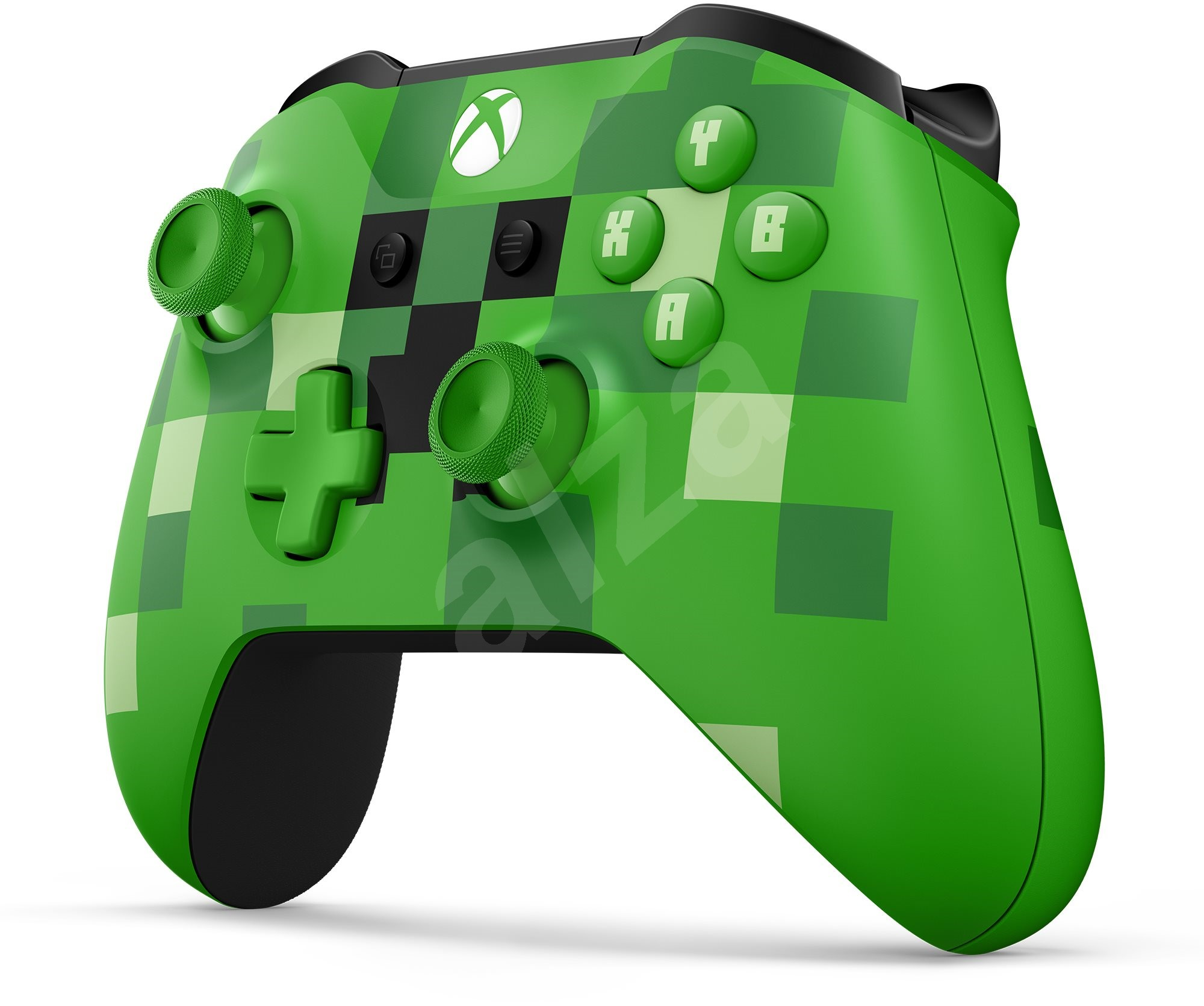 xbox one wireless controller minecraft creeper gamepad. Black Bedroom Furniture Sets. Home Design Ideas
