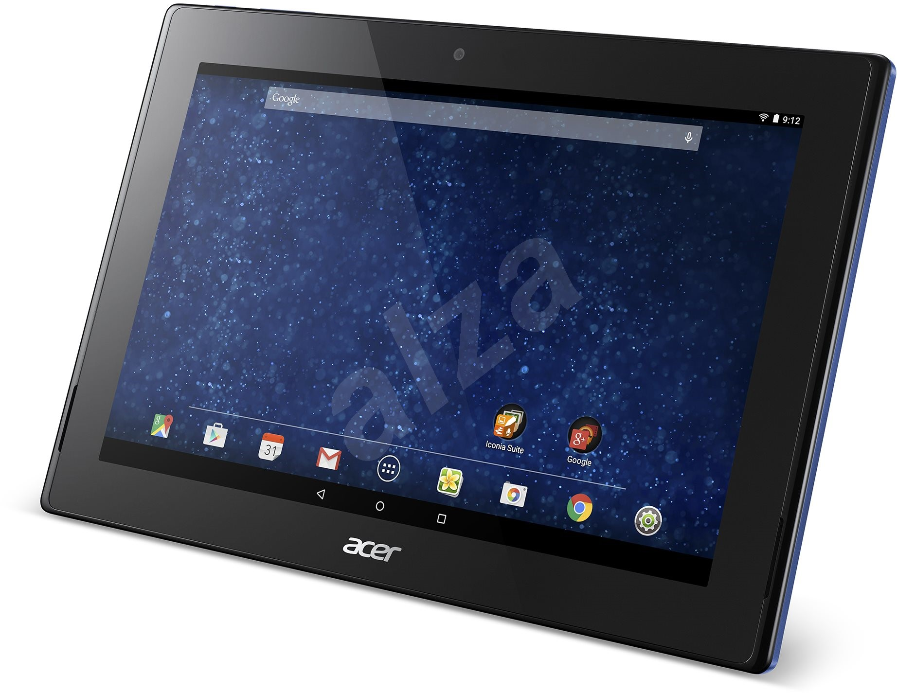 acer iconia tab 10 32 gb blue black tablet. Black Bedroom Furniture Sets. Home Design Ideas