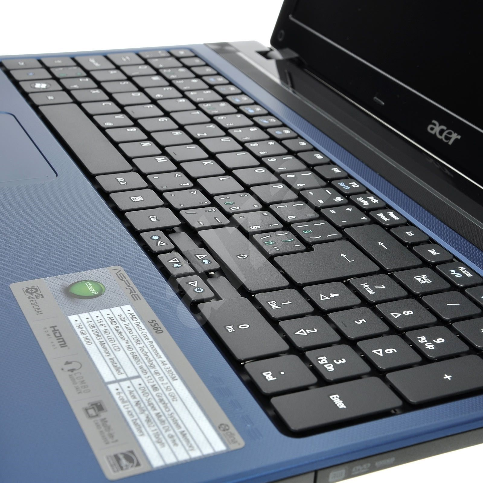 how to turn on wifi on acer aspire 5560
