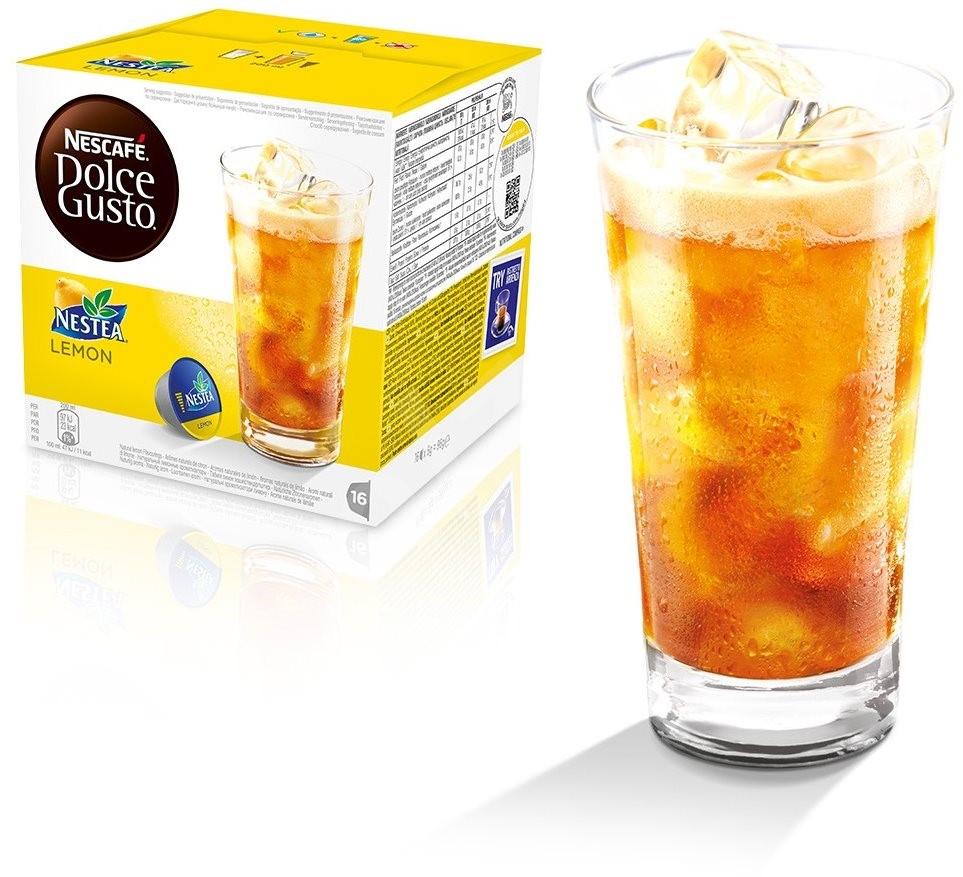 nescaf dolce gusto nestea lemon 16 st ck x 3 kaffeekapseln. Black Bedroom Furniture Sets. Home Design Ideas