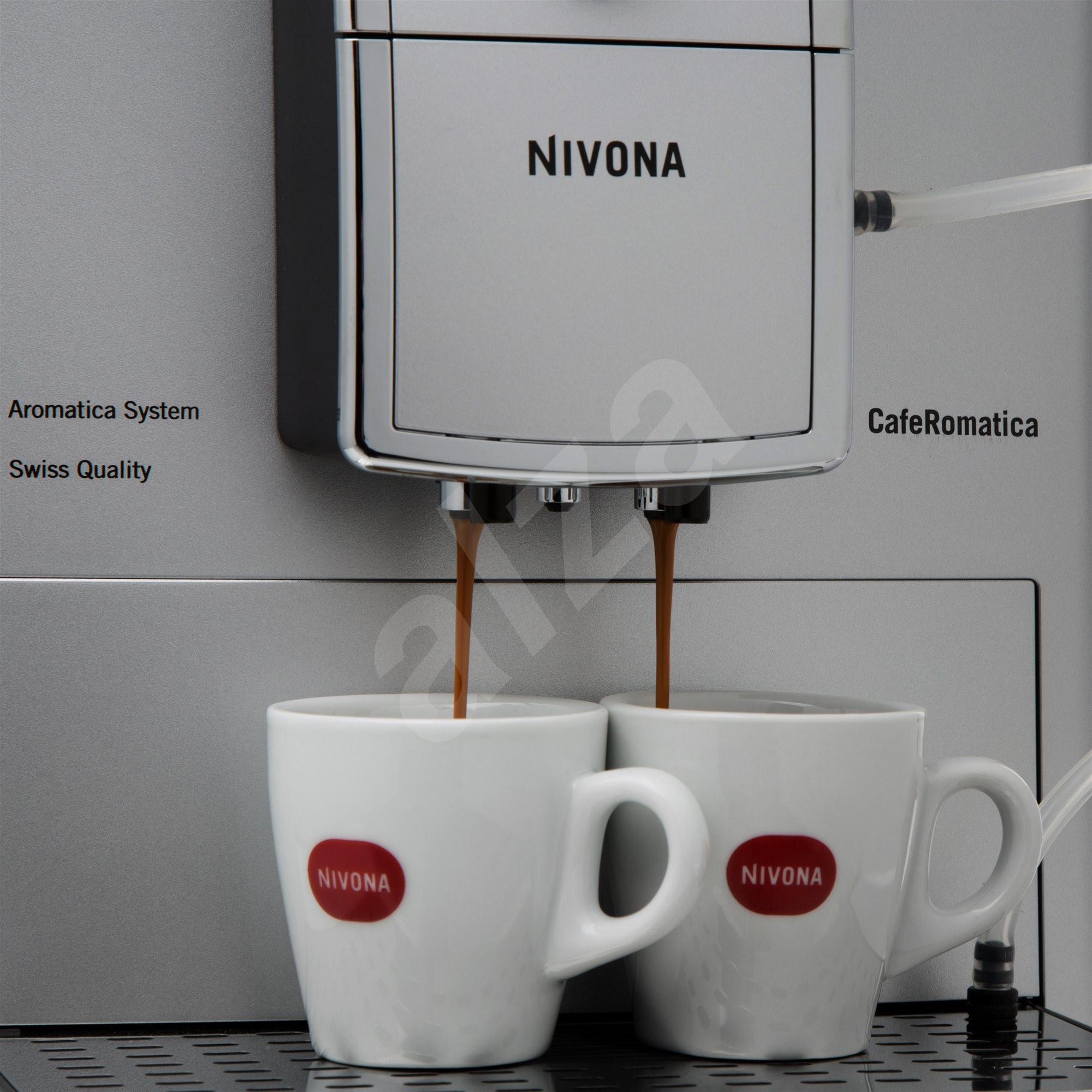 nivona caferomatica 842 kaffeevollautomat. Black Bedroom Furniture Sets. Home Design Ideas
