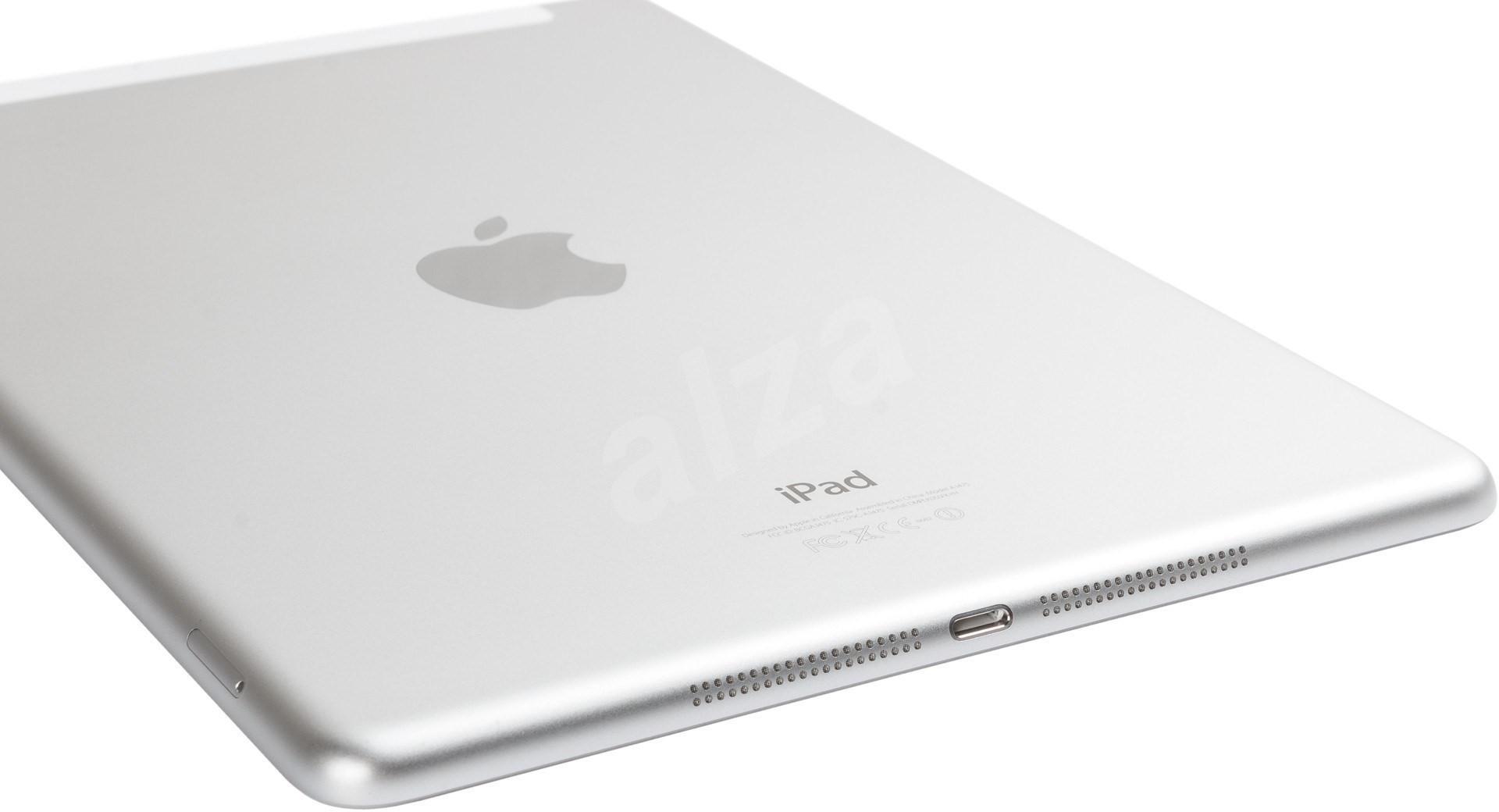 ipad air 32gb wifi silver tablet. Black Bedroom Furniture Sets. Home Design Ideas