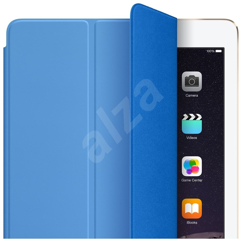 Smart cover ipad air blue protective case - Smart case ipad air ...