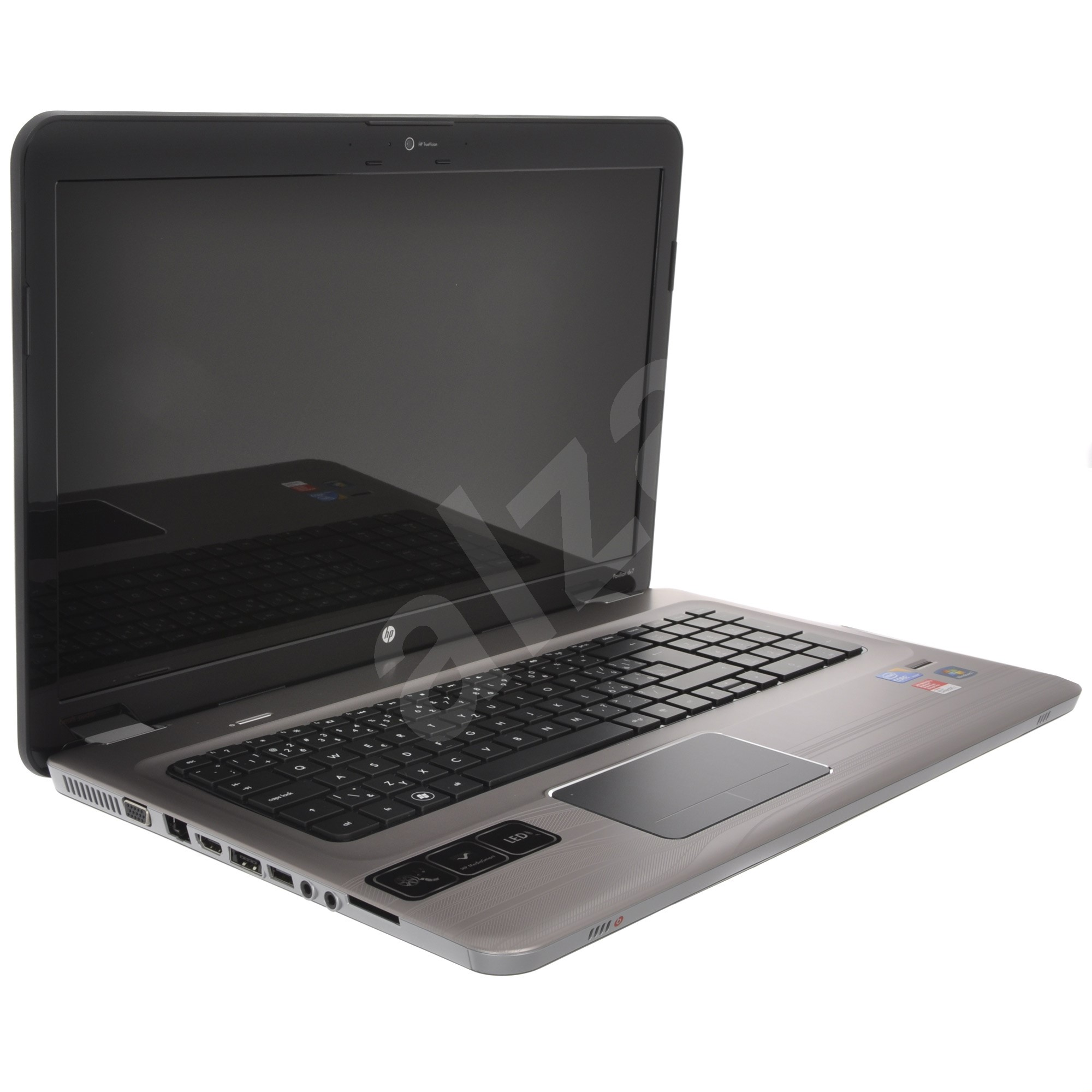 hp pavilion dv7 4350ec notebook. Black Bedroom Furniture Sets. Home Design Ideas