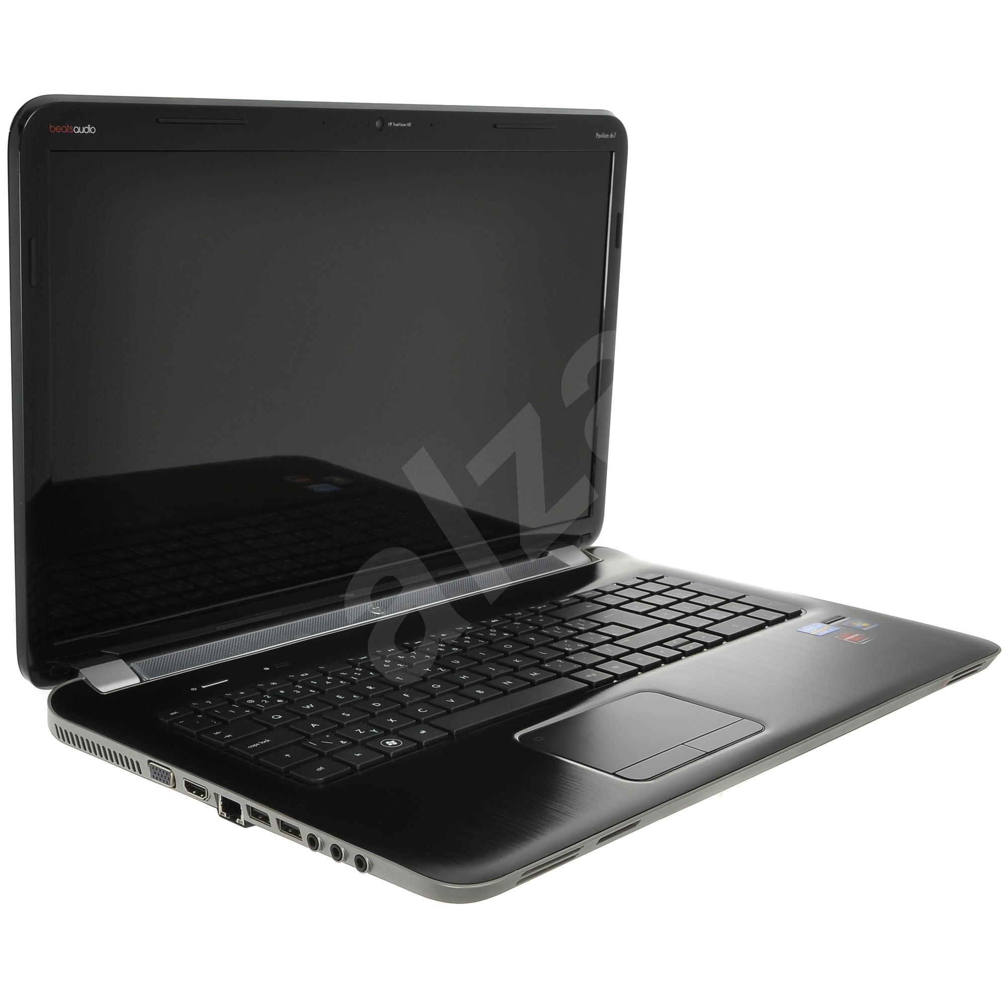 hp pavilion dv7 6050ec notebook. Black Bedroom Furniture Sets. Home Design Ideas