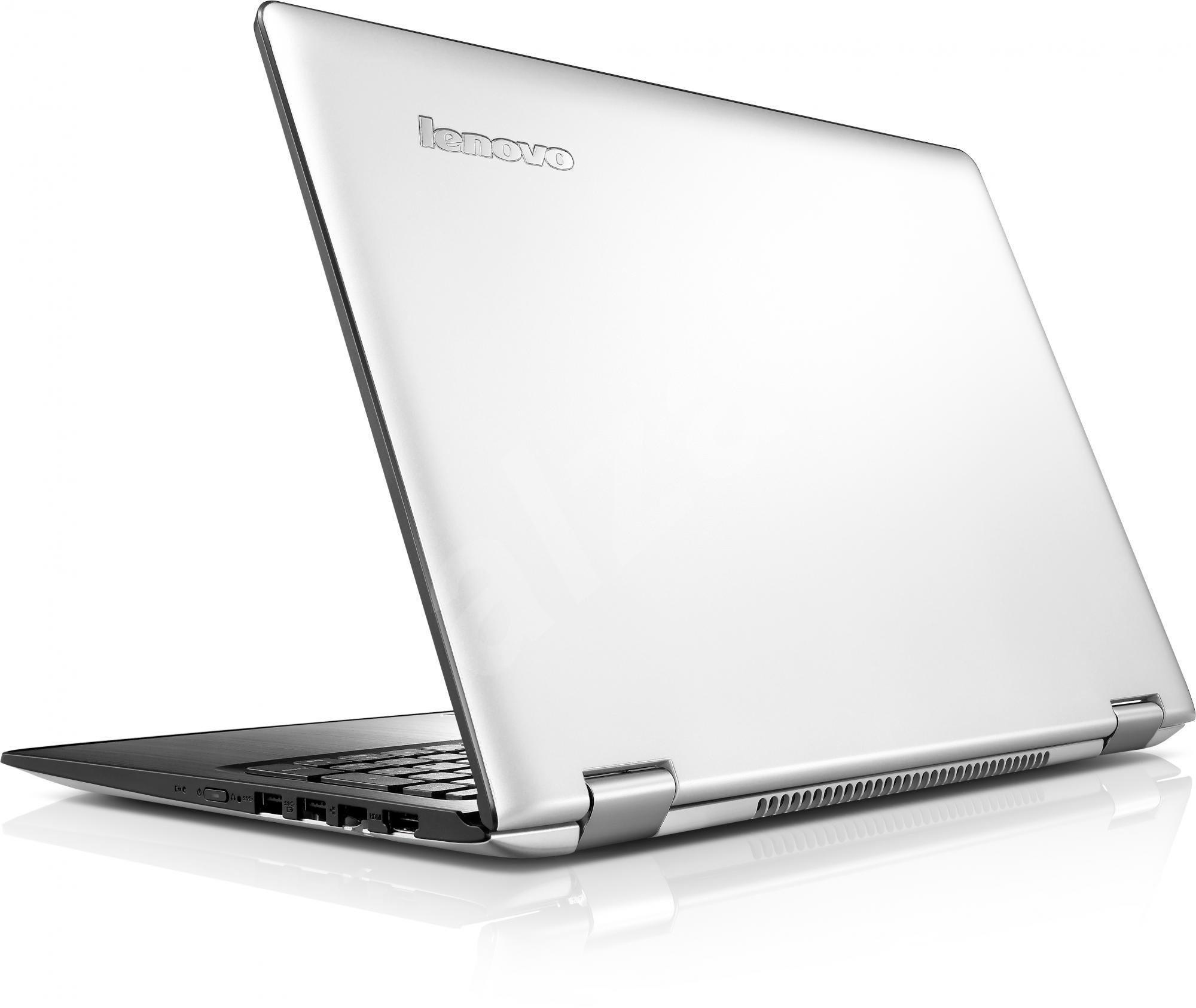 Lenovo ideapad yoga 500 15isk white tablet pc for Housse lenovo yoga 500
