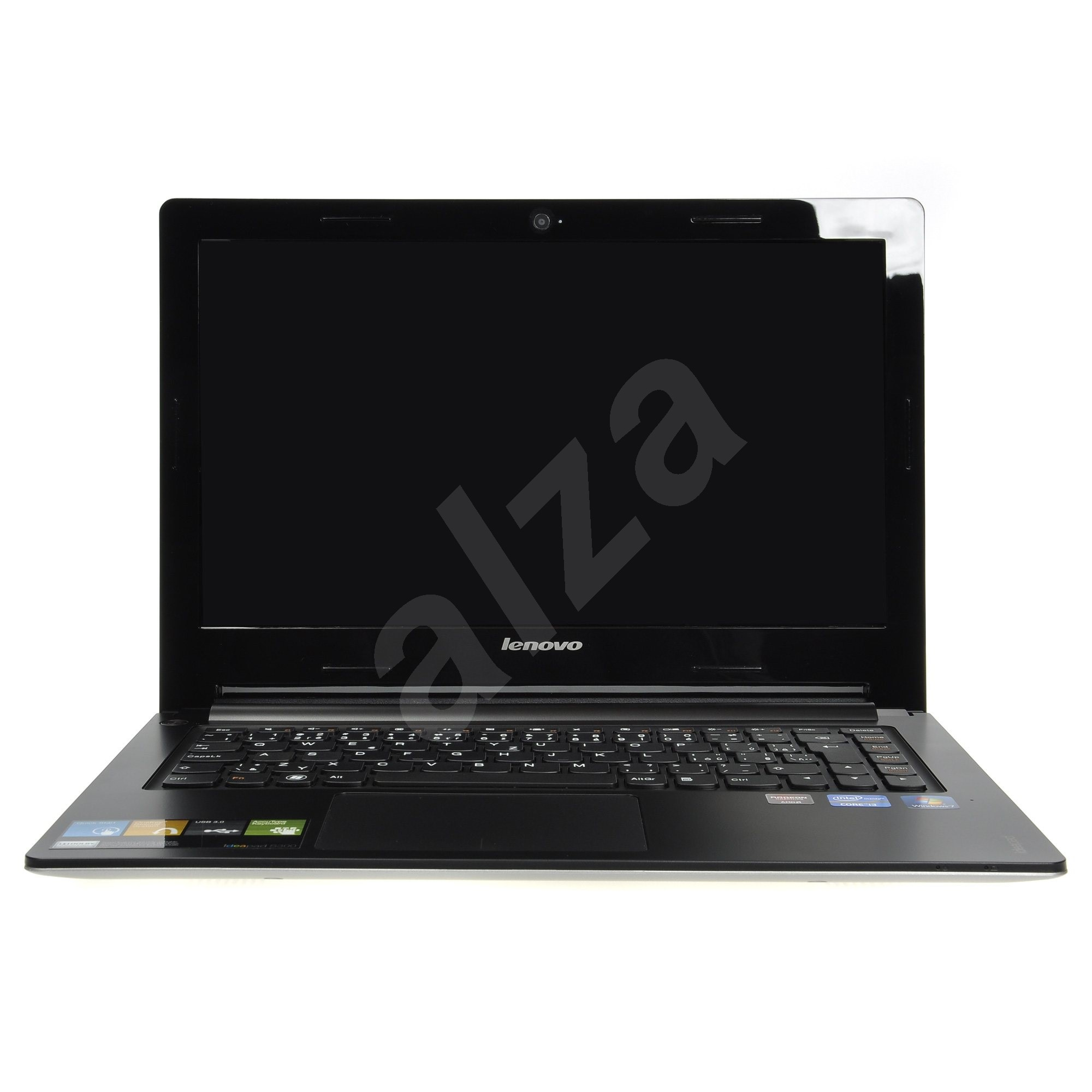 Lenovo IdeaPad S300 Graphite Grey - Notebook | Alza.cz