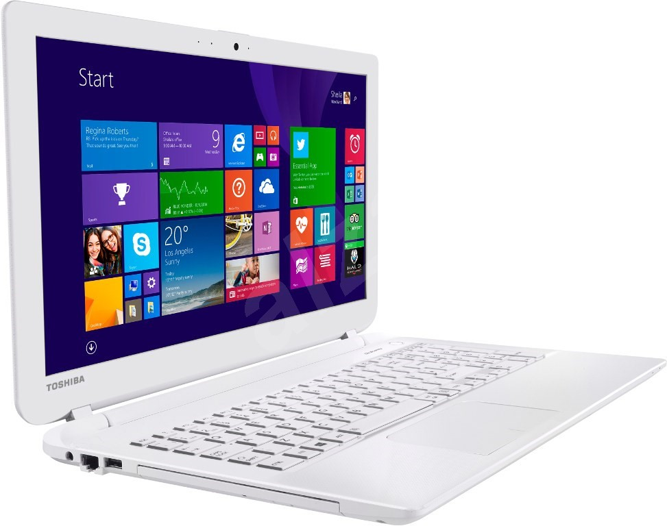 Toshiba Satellite L50-B-1EK white (SK version) - Notebook | Alzashop ...