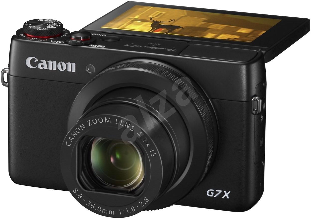 canon powershot g7 x digitale kamera. Black Bedroom Furniture Sets. Home Design Ideas