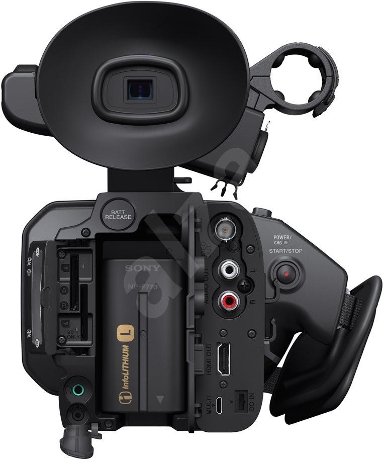 Sony Hxr Nx100 : sony hxr nx100 profi digital camcorder ~ Vivirlamusica.com Haus und Dekorationen