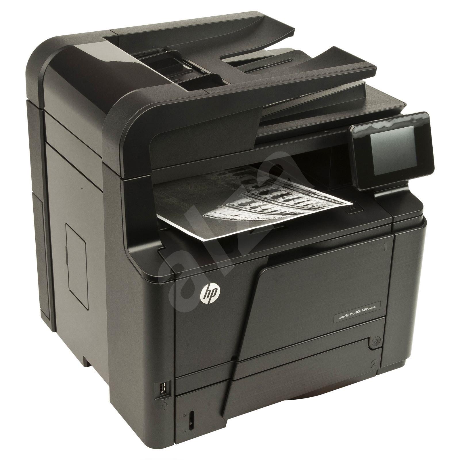 hp laserjet pro 400 m425dn laser printer. Black Bedroom Furniture Sets. Home Design Ideas