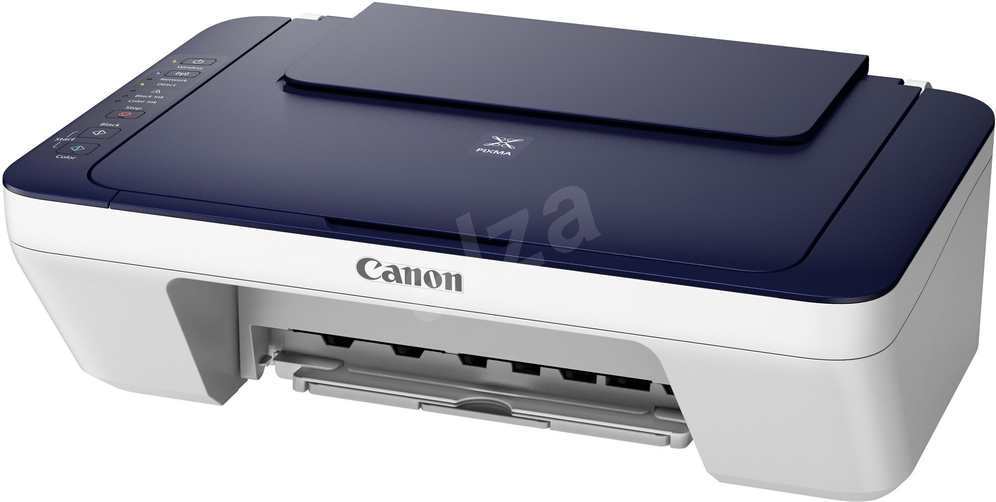 how to connect scanner via wifi with canon mg