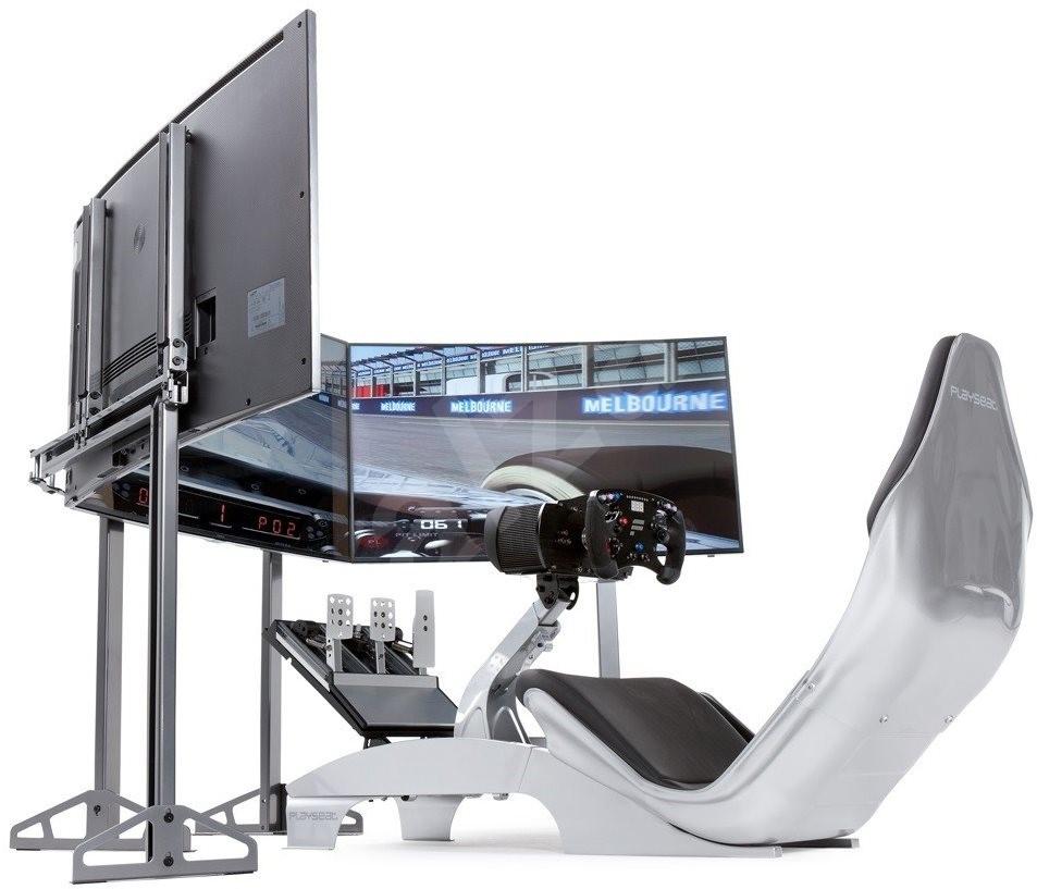 Playseat F1 Silver - Racing Seat