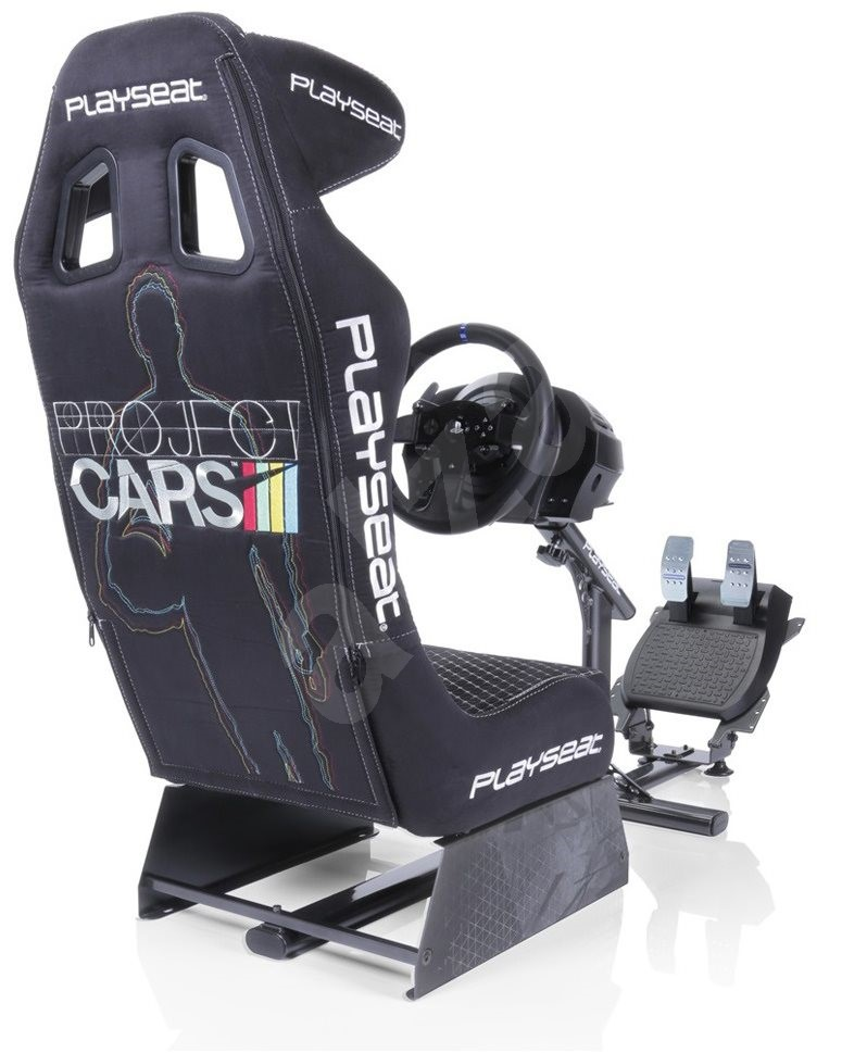 playseat project cars gaming sitz. Black Bedroom Furniture Sets. Home Design Ideas