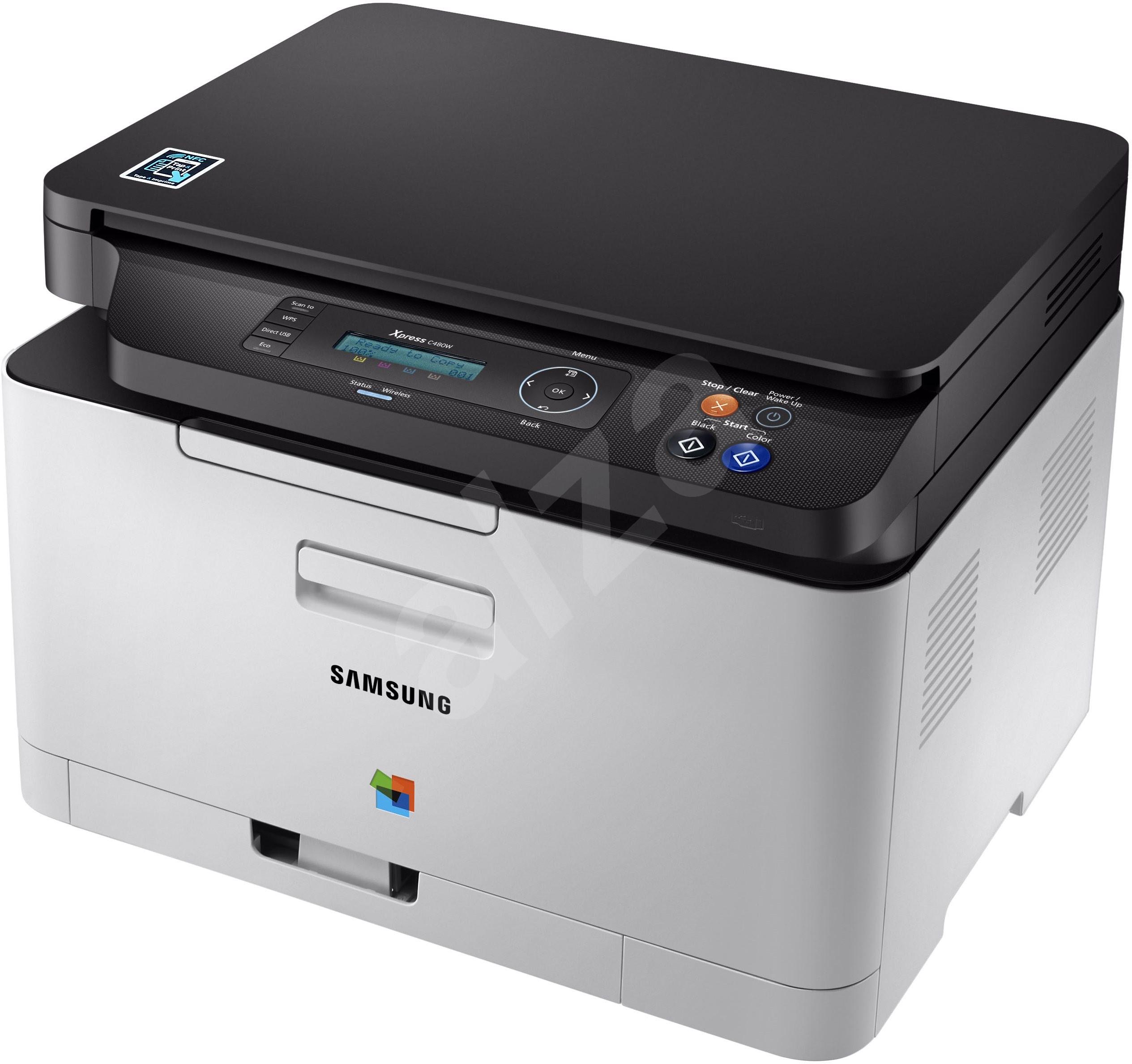 samsung sl c480w laser printer. Black Bedroom Furniture Sets. Home Design Ideas