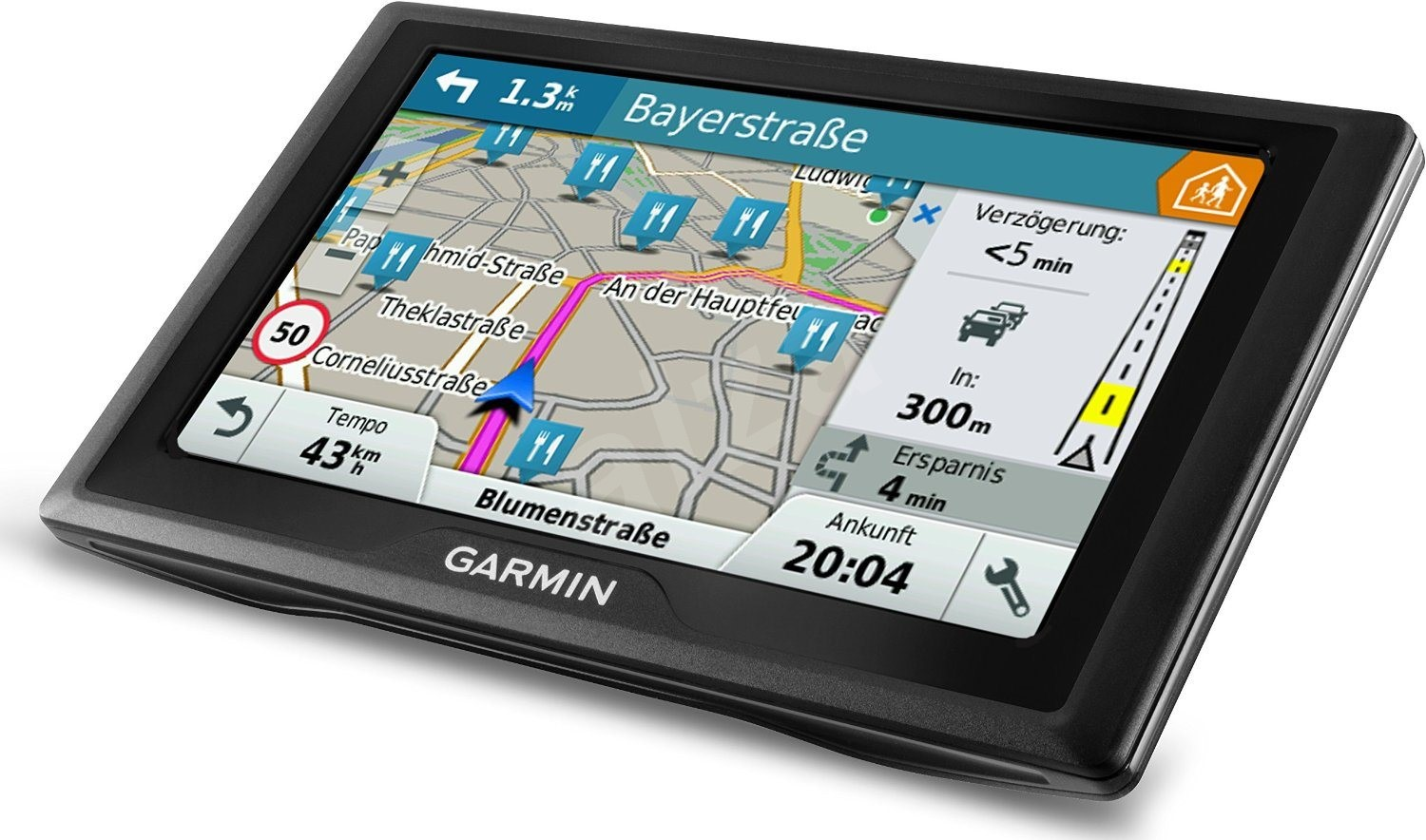 garmin drive 40 lifetime czech gps navigace. Black Bedroom Furniture Sets. Home Design Ideas