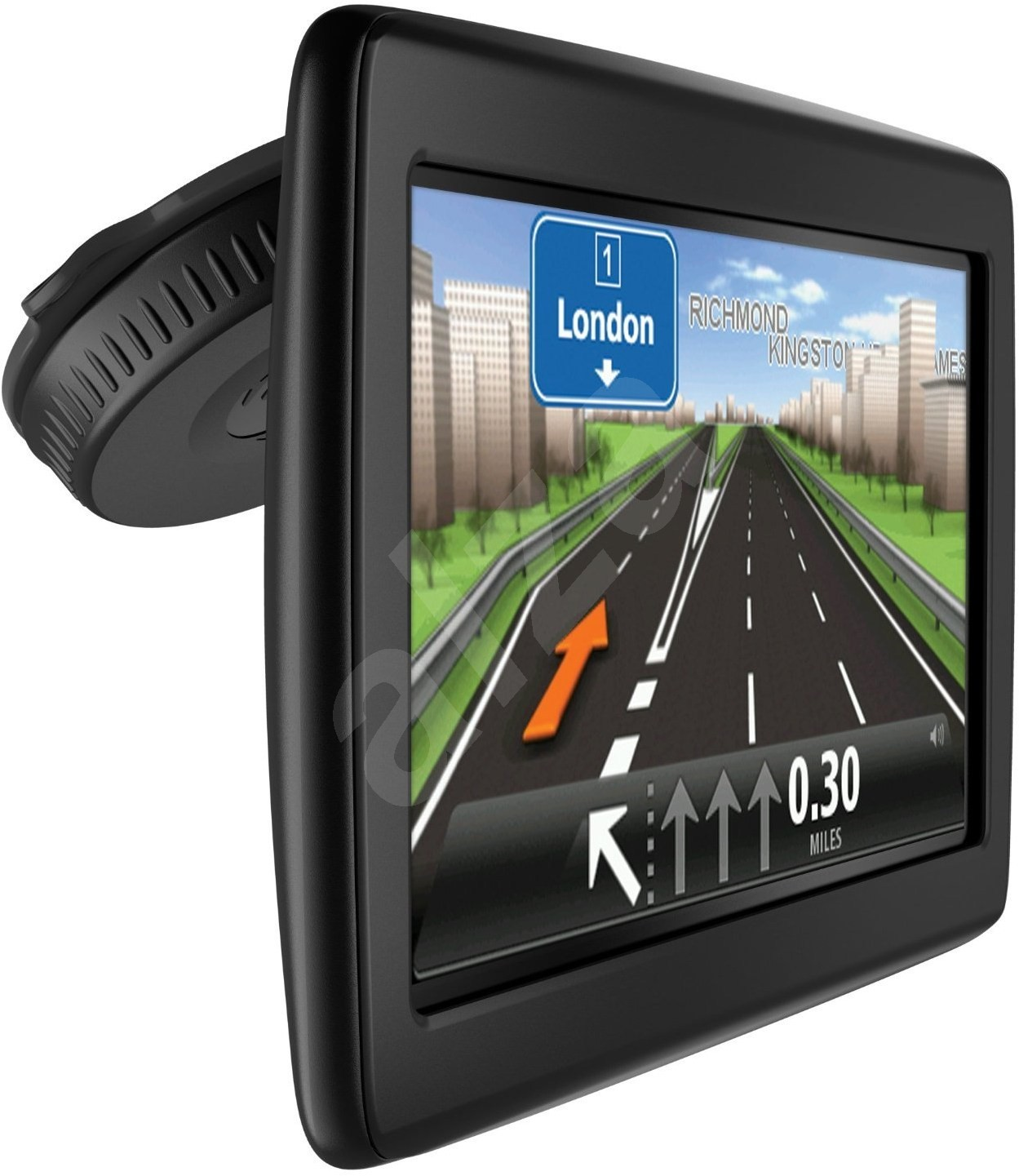 tomtom start 25 europe lifetime mapy gps navigace. Black Bedroom Furniture Sets. Home Design Ideas