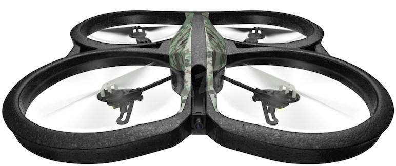 parrot ar drone 2 0 elite edition jungle smart drone. Black Bedroom Furniture Sets. Home Design Ideas