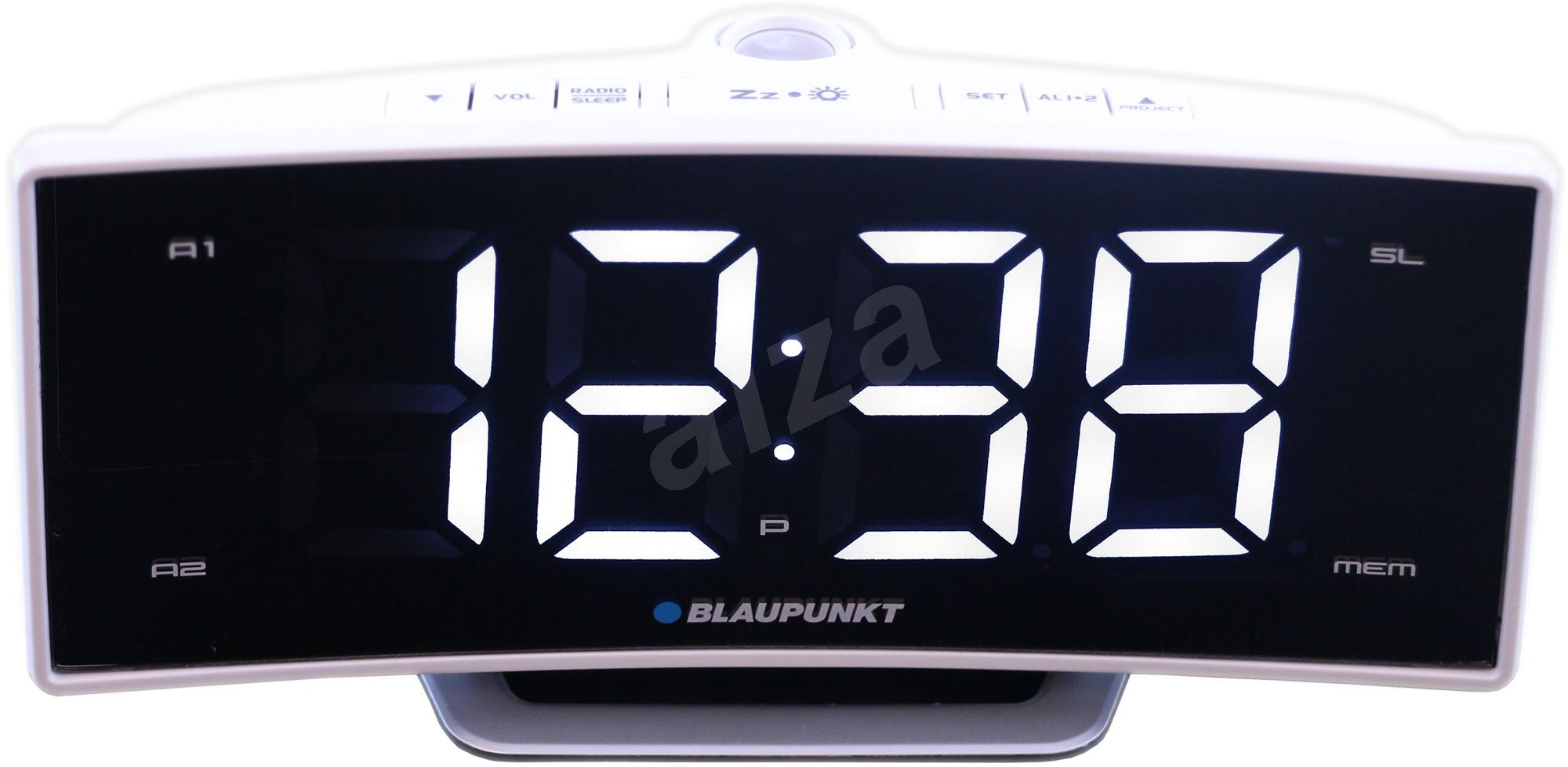 blaupunkt crp7wh radio alarm clock. Black Bedroom Furniture Sets. Home Design Ideas