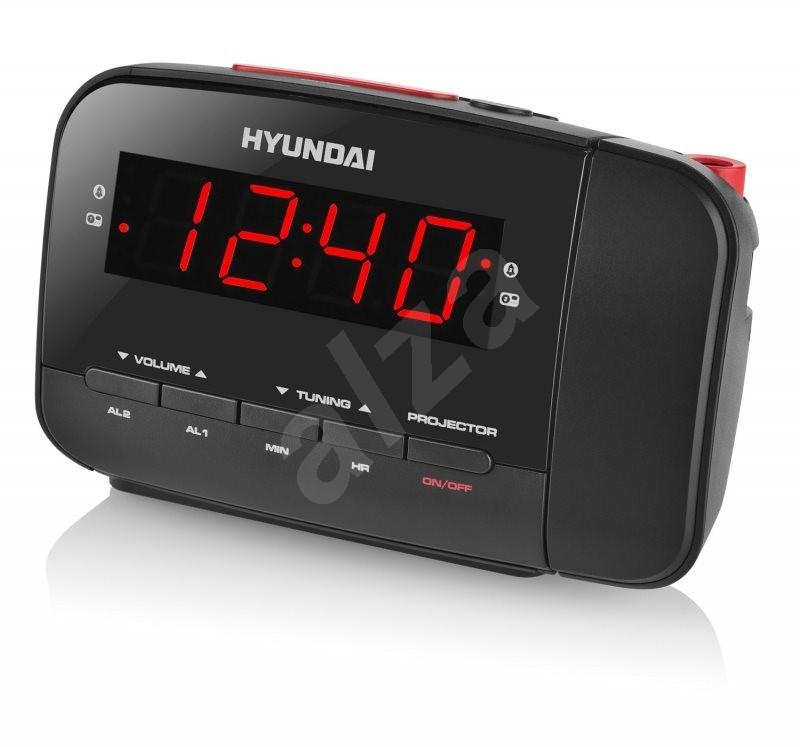 hyundai rac 481 pllbr radio alarm clock. Black Bedroom Furniture Sets. Home Design Ideas