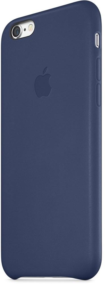 apple iphone 6 plus leder case blau handyh lle. Black Bedroom Furniture Sets. Home Design Ideas