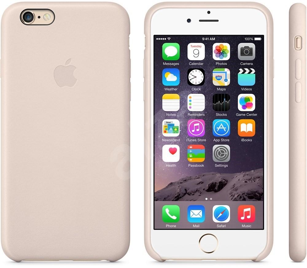 apple iphone 6 plus leder case rosa handyh lle. Black Bedroom Furniture Sets. Home Design Ideas