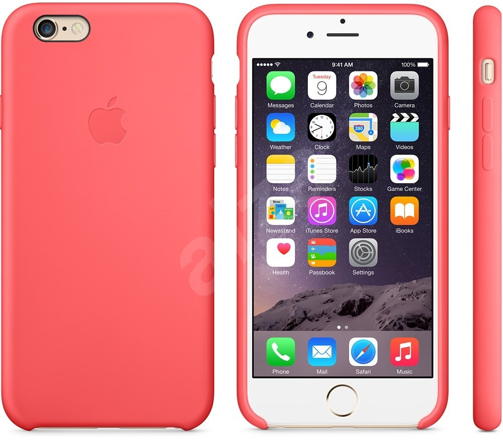 Iphone  Plus Hulle Rosa