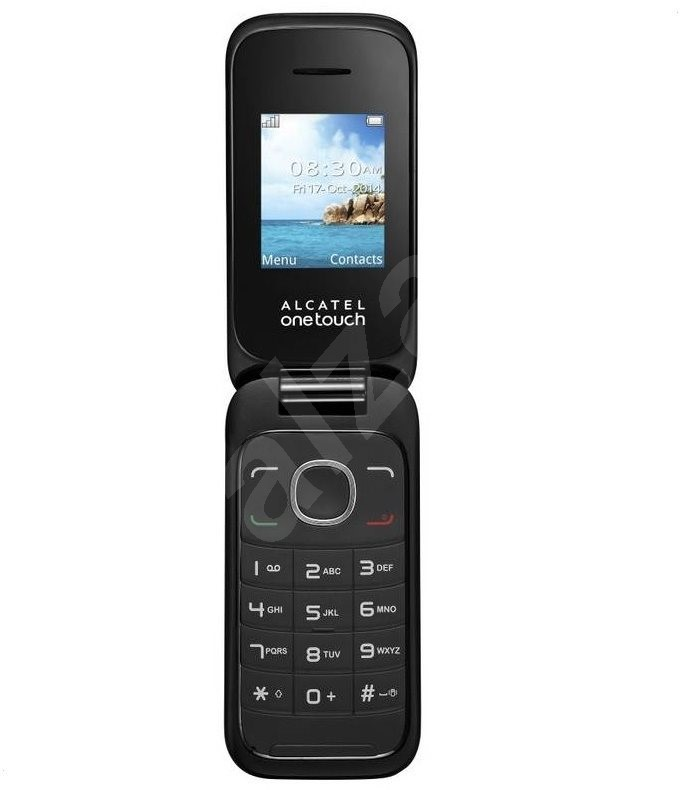alcatel onetouch 1035d dual sim mobile phone. Black Bedroom Furniture Sets. Home Design Ideas