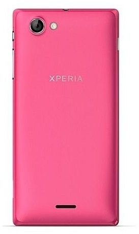 Sony Xperia J (ST26i) Pink - Mobilní telefon | Alza.cz