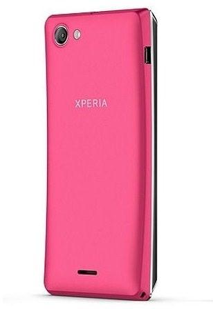 Sony Xperia J (ST26i) Pink - Mobile Phone | Alzashop.com