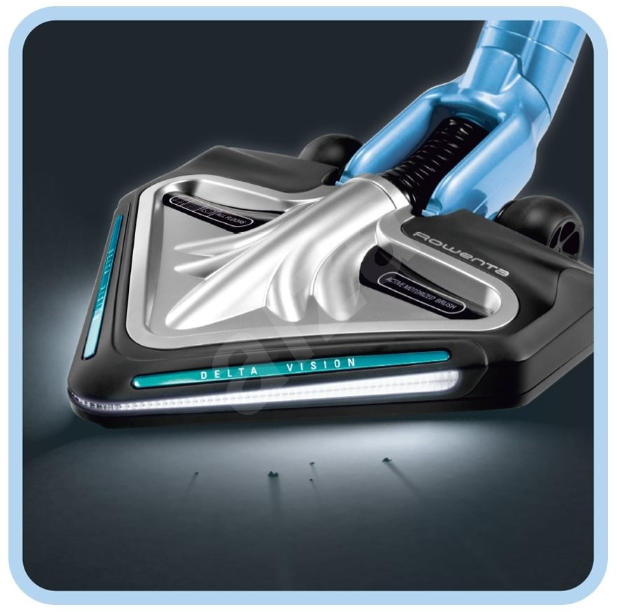 rowenta air force extreme li ion 25 2v delta vision rh8879wo cordless vacuum cleaner. Black Bedroom Furniture Sets. Home Design Ideas