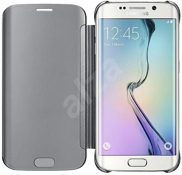 Samsung ef zg925b silver mobile phone case for Miroir projector 360