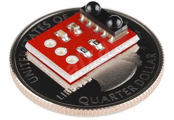 sparkfun infrarot sensor tsop85 sensor. Black Bedroom Furniture Sets. Home Design Ideas