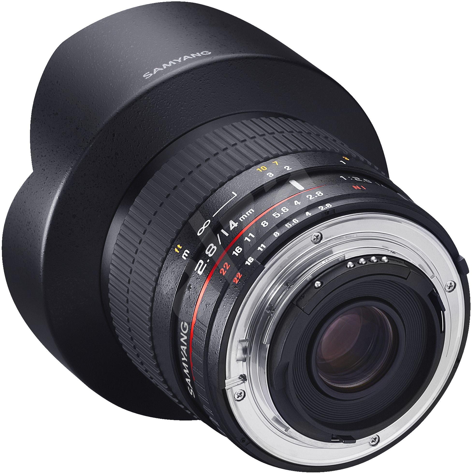 samyang 14mm f2 8 nikon ae lens