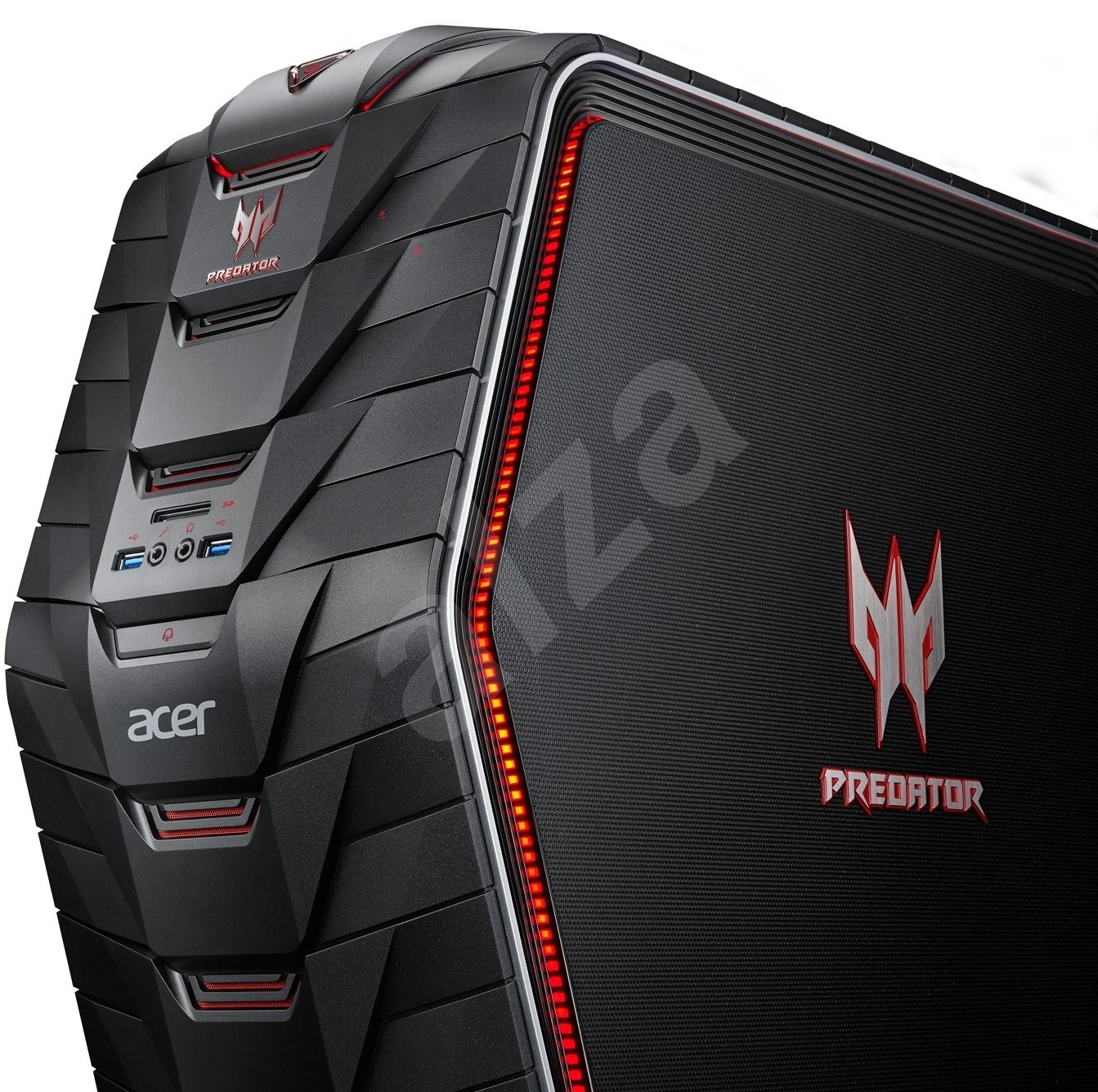 how to clean acer predator