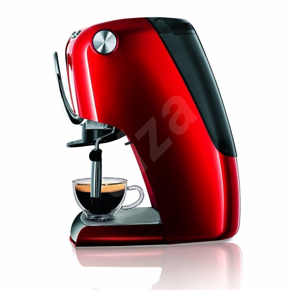 tchibo cafissimo classic hot red kapsel kaffeemaschine. Black Bedroom Furniture Sets. Home Design Ideas