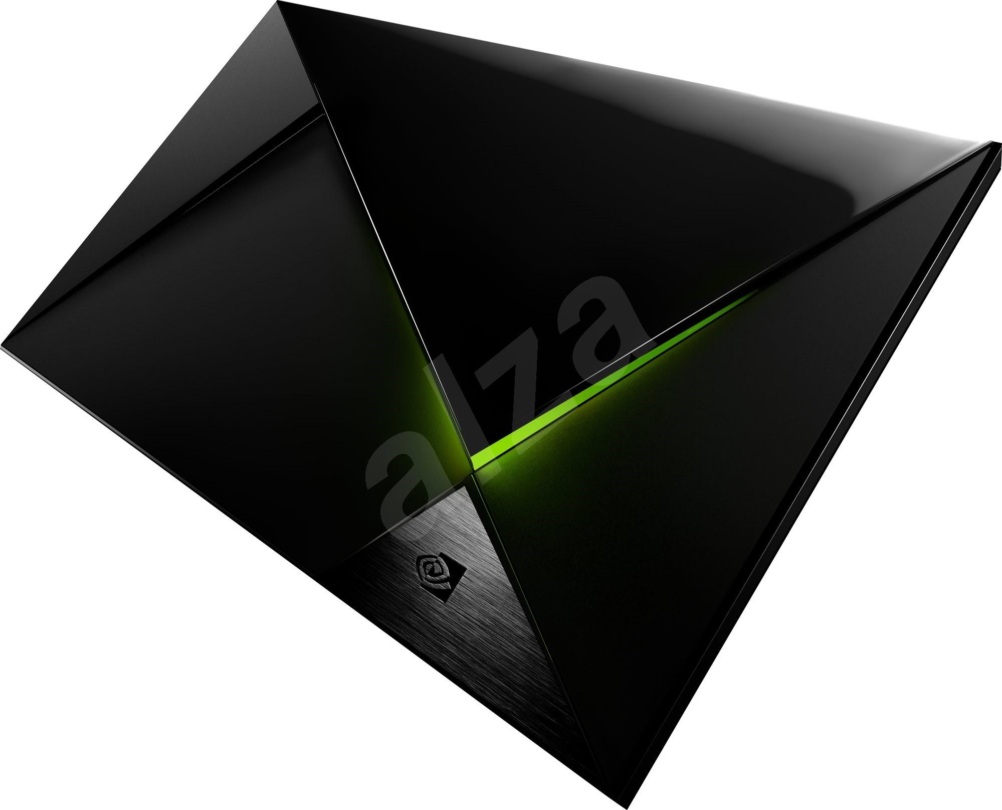 how to open nvidia shield tv