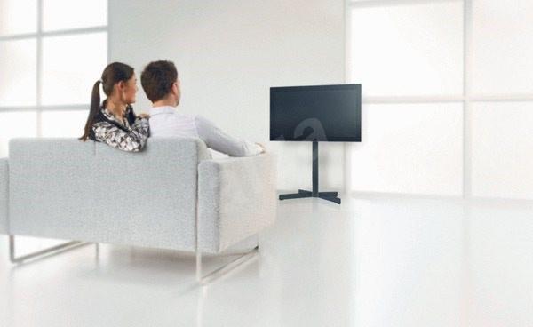 vogels eff 8330 f r tv bis 50 st nder. Black Bedroom Furniture Sets. Home Design Ideas