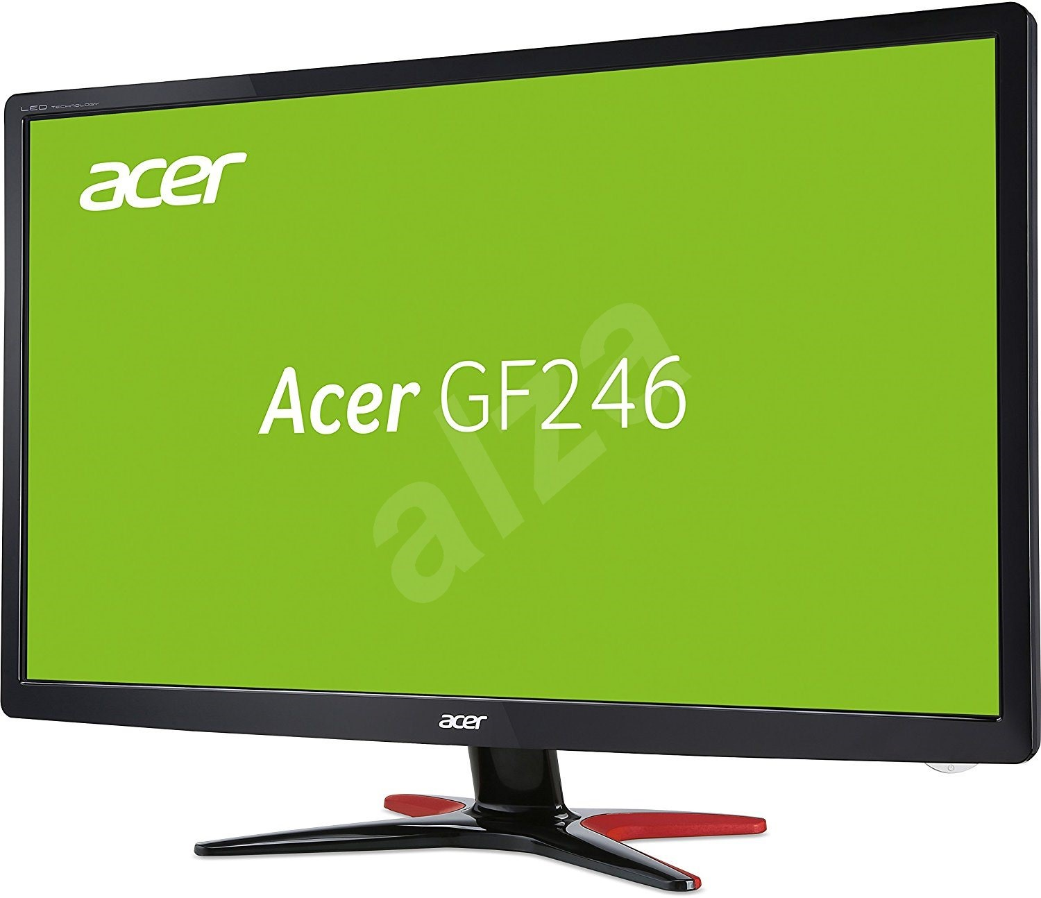 acer gf246bmipx 24 zoll gaming led monitor. Black Bedroom Furniture Sets. Home Design Ideas