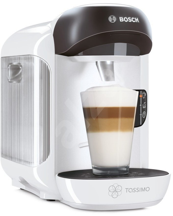 Bosch Coffee Maker Hot Water : BOSCH TASSIMO TAS1254 white - Espresso Machine Alzashop.com