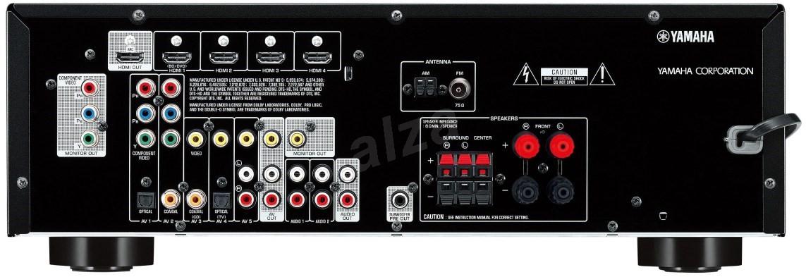Yamaha Rx Aairplay Problem