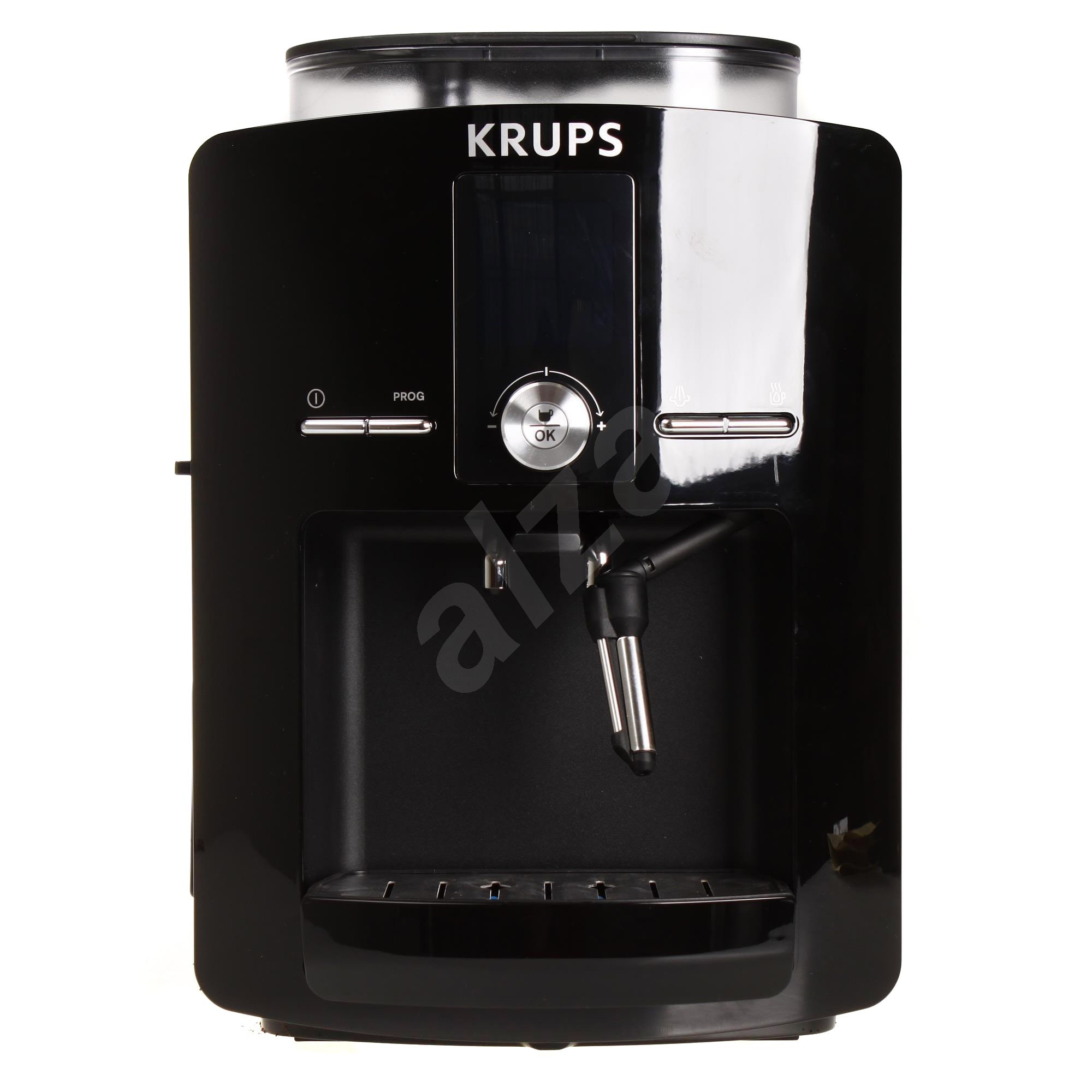 espresso machine krups ea8250pe espresseria automatic. Black Bedroom Furniture Sets. Home Design Ideas