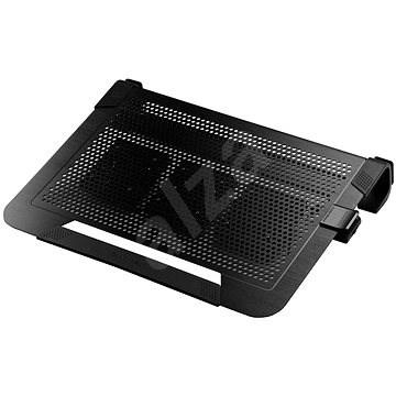 cooler master notepal u3 plus schwarz cooling pad. Black Bedroom Furniture Sets. Home Design Ideas