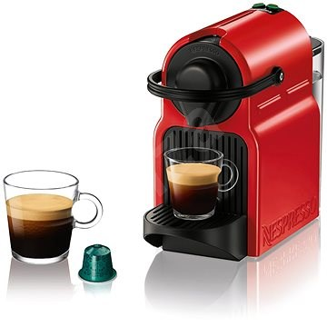 krups nespresso inissia red xn100510. Black Bedroom Furniture Sets. Home Design Ideas