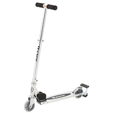 roller spark scooter r der klar kinder tretroller. Black Bedroom Furniture Sets. Home Design Ideas